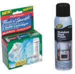 Kitchen & Bath Cleaning Supplies