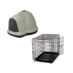 Dog Kennels, Houses & Accessories