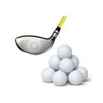 Golf Balls & Equipment